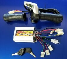 Razor E300 & E200 Variable Speed Kit -Throttle and Controller,Electrical Kit