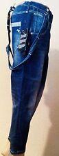 Only Damen-Jeans aus Denim mit hoher Bundhöhe
