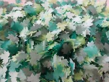 Green Mix Maple Leaf Tissue Wedding Party Confetti Biodegradable Decoration