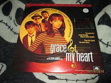 Grace of My Heart Widescreen Laserdisc LD Illana Douglas Free Ship $30 Orders