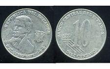 EQUATEUR  10 centavos  2000  ( bis )