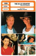 FICHE CINEMA : THE HI-LO COUNTRY - Crudup,Harrelson,Arquette,Frears 1998