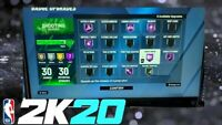NBA 2K20 Badge Grinding; Fast & Cheap✅  PS4,XBOX ONE (Read Description💯)