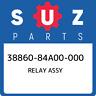 38860-84A00-000 Suzuki Relay assy 3886084A00000, New Genuine OEM Part