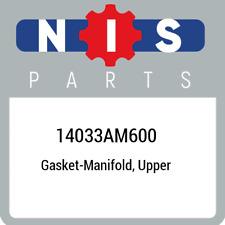 14033AM600 Nissan Gasket-manifold, upper 14033AM600, New Genuine OEM Part