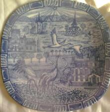 RORSTRAND SWEDEN JULEN 1979 LIMITED EDITIION CHRISTMAS PLATE GUNNAR NYLUND BOXED