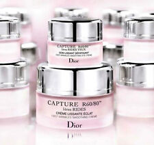 100% AUTHENTIC HUGE 50ml DIOR CAPTURE Rides 1st FIRST WRINKLES SMOOTHING CREME