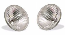NEW! 1965-1968 Mustang GT Fog Light Lamps, Bulbs Clear Set 2, Pair Free Shipping