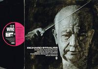 STRAUSS WORKS LP Philharmonia Orchestra ARTUR RODZINSKI World Record Club STF723