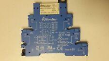 38.51.7.012.0050 Finder 12V dc DIN Rail Interface Relay Module 12V,  SPDT