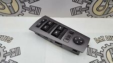 2004 BMW 7 SERIES E66 E65 760L FRONT DRIVER MAIN WINDOW SWITCH PANEL 6917106