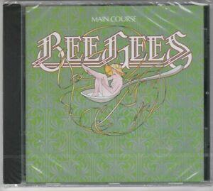 bee gees - cd - main course (neuf scellé , mint )