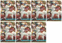 (7) 1992 Stadium Club Dome Baseball #122 Paul Molitor Milwaukee Brewers Card Lot