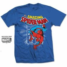 Unbranded Spider-Man Regular Size T-Shirts for Men