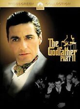New listing The Godfather Part Ii Dvd 2 Disk Set Widescreen