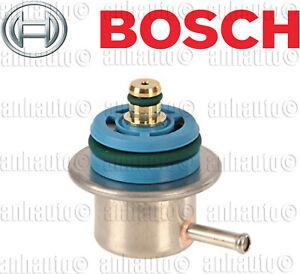 Bosch Fuel Pressure Regulator For BMW E31 E32 E34 E36 Z3 E38 E39 E46 (3.5 Bar)