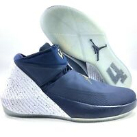 Nike Air Jordan Why Not Zer0.1 Westbrook Tribute Navy Blue AA2510-431 Mens 11-12