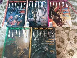 Aliens Comics, Dark Horse