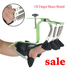 Finger Brace Board Finger Training Device Orthoses Muscle Function Exercise Sale