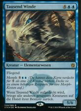 Thousand Winds Foil/Thousand Winds | Ex | Pre Promo | Ger | Magic