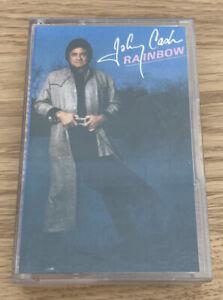 Johnny Cash Rainbow Casette Tape