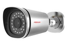 POE Foscam FI9900EP HD 1080P Waterproof IP Camera 2.0 MP SD Card Storage