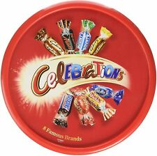 10 Tubs Of 650g Celebrations BLOOMED SHORT DATED Chocolate Job Lot