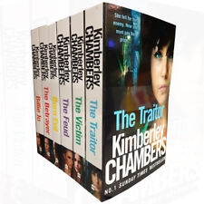 Kimberley Chambers Collection 6 Books Set Traitor Victim Betrayer Born Evil PACK