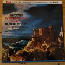 SAX 2569 Bruckner Symphony No. 4 / Klemperer 180 gram