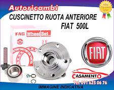 CUSCINETTO RUOTA ANTERIORE FIAT 500L 1.6 MTJ 77 KW 9/2012 IN POI