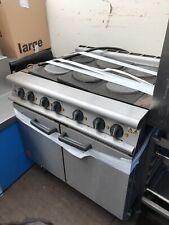 More details for 6 ring hob / oven
