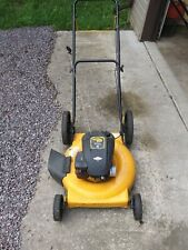 Used, Poulan Pro, Briggs and Stratton 550 series, 158cc, 5.5 hp, Lawn Mower