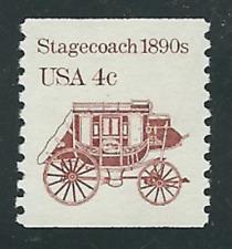 Scott #2228....4 Cent...Stagecoach.....25 Stamps MNH