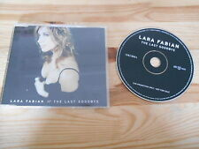 CD Chanson Lara Fabian - The Last Goodbye (1 Song) Promo COLUMBIA sc