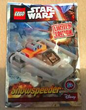 LEGO SET star wars POLYBAG FIGURINE MINIFIG NEUF VAISSEAU SNOWSPEEDER