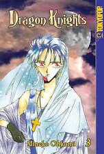 Dragon Knights Vol 3 by Mineko Ohkami (Paperback)