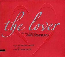 SEALED NEW CD Michael Hoppe - The Lover: The Love Poetry Of Carl Sandburg