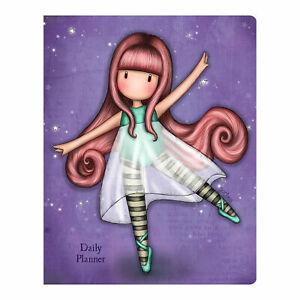 Santoro Gorjuss Daily Planner - Little Dancer - NEW - FREE P&P