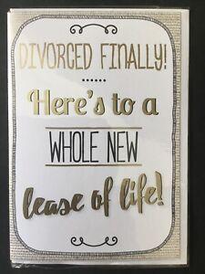 DIVORCED CARD (@)