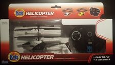 NEW! Remote control Helicopter Infrared Control Easy To Fly Two Channels Ages 8+