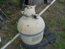 Jacuzzi Mfm Sand Filter for Swimming Pool muiltport valve leaking handle broken