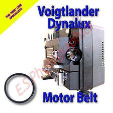 VOIGTLANDER DYNALUX Sound 8mm Cine Projector Belt (Main Motor Belt)