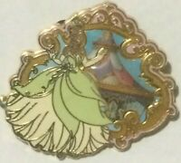 Tiana Carousel Framed Princess and the Frog disney pin K