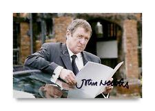 John Nettles Hand Signed 6x4 Photo Bergerac Midsomer Murders Tom Autograph + COA