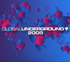 Global Underground (SEALED 2 x CD) Deadmau5 Way Out West Underworld Dirty South