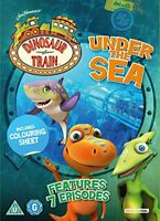 Dinosaur Train  Under The Sea [DVD]