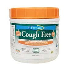Farnam Cough Free Equine Respiratory Health Pellets 1.75 lbs. Horse stable dry