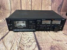 AIWA AD-M700B 3head cassette deck - Excellent Shape - Tested and Working Great