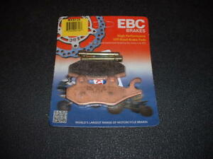 EBC - MXS135 - MXS Series Race Sintered Brake Pads