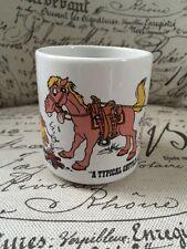VTG UCGC Mug The Prairie Dawgs Collection Bulls-Eye Blackie Made United China